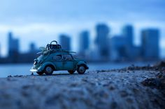 Traveling Tiny Toy Cars Adventures