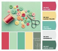 Paint colors from Chip It! by Sherwin-Williams Thinking about these colors for our living room/dinning room!