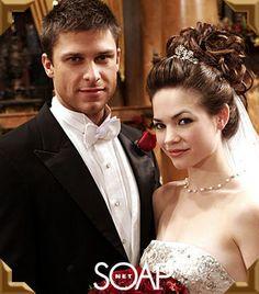 Lucky and Elizabeth, 2005 General Hospital #Wedding #GH