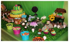 Candy bar - Naturaleza y Hadas12