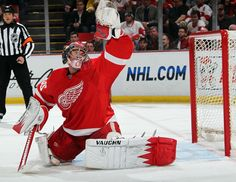 Jimmy Howard Jimmy Howard, Red Wings Hockey, Detroit Red Wings, Nhl, My Favorite Things, 4 Life, Sports, Earth, Game