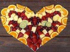 Идеи подачи фруктов.