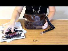 This simple, sophisticated clutch is handcrafted in Italian leather with a botanical paisley design. Perfect for dressing up or for carrying just the essentials. Get it here http://www.copperriverbags.com/monterey-italian-leather-clutch-ruby-red-brown-pasley-made-in-the-u-s-a/ Monterey Italian Leather Clutch - Ruby Red & Brown Paisley Made in USA