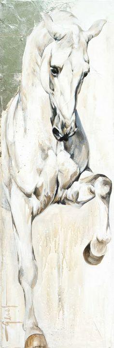 Élise Genest Equine Art