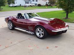 1968 Chevrolet Corvette Maintenance/restoration of old/vintage vehicles: the material for new cogs/casters/gears/pads could be cast polyamide which I (Cast polyamide) can produce. My contact: tatjana.alic@windowslive.com