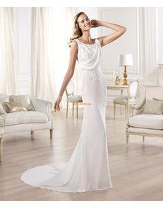 Hall Vår 2014 Naturlig Bröllopsklänningar 2014