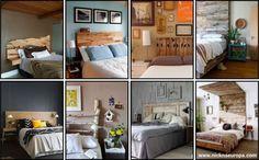 cabeceira de madeira - headboard - room - decor - decorartion - nick na europa
