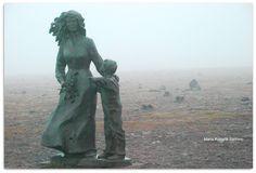 #Nordkapp (A symbol of woman)