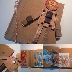 #Book art #제본 #book making