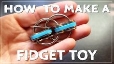 Fidget Toy Review: https://www.youtube.com/watch?v=6IDotDEA5XI Measurements: Keyring: 2.5cm in diameter Links: 2.2cm long Rubber band: 3mm wide x 1.5cm diame...