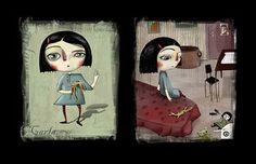 big eyes - Elena Prette