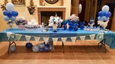 Jordan theme baby shower