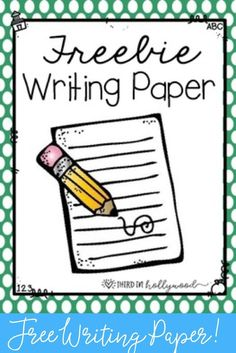 Here are 9 different writing papers! 3 are lined paper, 3 have a title box with lines, and 3 have a picture box with lines. All have a cute border :) These papers go excellent with my Writing Center Activities. Writing Workshop, Essay Writing, Writing Prompts, Writing Ideas, Idioms Activities, Writing Activities, Lined Writing Paper, Writing Papers, Classroom Charts