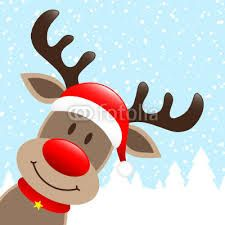 reindeer face - Google Search