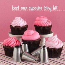 best ever cupcake icing kit