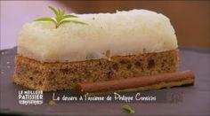 Le dessert à l'assiette de Philippe Conticini une recette de Le meilleur pâtissier l'émission sur M6