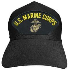 U.S. MARINE CORPS Baseball Cap - Meach's Military Memorabilia & More