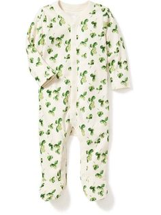 Clover one piece for baby