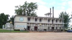 Sternwheel Bldg      Washington Co - MS