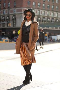 50  Street Style Sensations From Fashion Week #Refinery29