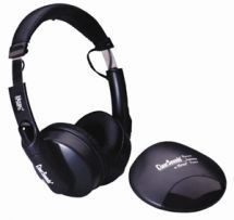UltraClear TV Amp System & Headphones - This is AMAZING! Now everyone can enjoy watching TV at their own volume. #Senior #Products #Gifts #FamilyTime #Lifesaver