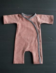sewn-layette-cozy-flannel-sewing pattern and tutorial