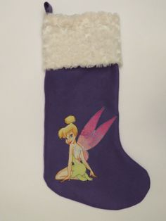 Tinker Bell Christmas Stocking