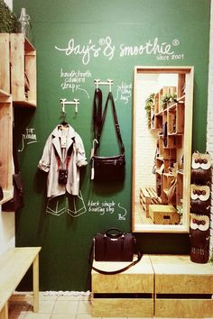 New concept store @daysandsmoothie , Bandung, Indonesia