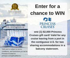 Princess Cruises Sweepstakes http://social.viralapps.com/ok5z3x/itpqac #Giveaway