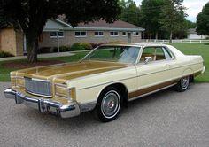 1977 Mercury Grand Marquis 2-Door Hardtop