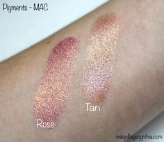 Pigment rose / tan MAC