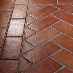 Baldosa de suelo / de gres porcelánico / pulida / rústica PETRAIA : ROSSO ABK #casascoloniales