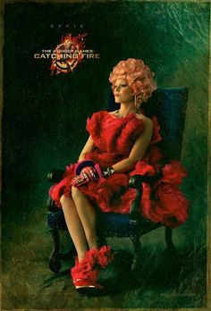 Jennifer Lawrence in new character portrait for The Hunger Games: Catching Fire | Radio Times