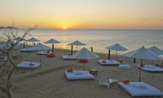 Sunrises on the beach in Cabo - Can't wait!!