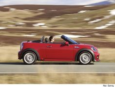 MINI Roadster: First drive review - Autoblog UK