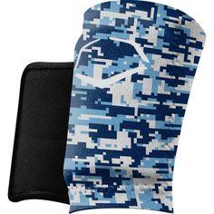 EvoShield Batter's Wrist Guard, Blue