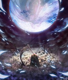 Bloodborne | Moon Presence