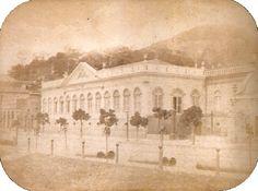 legou a propriedade para Santa Casa de Misericórdia do Rio de Janeiro, para nela ser instalada o Asilo São Conélio. Hoje porém é sede da Faculdade de Medicina Sousa Marques. Obs de JuRicardo - nos dias de hoje, o imóvel encontra-se inteiramente abandonado.