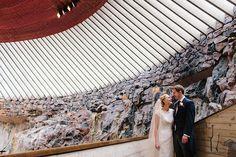 Rock Church Helsinki; Island wedding; Finnish wedding; Helsinki wedding; Maria Hedengren Photography