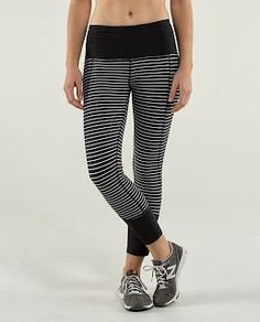 8ea5cb686f94a Lululemon. Stripes. Love Athletic Gear, Athletic Outfits, Workout Attire,  Workout Wear