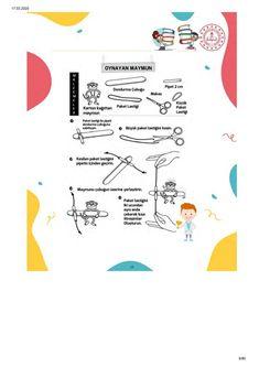 Keyifli Ev Atölyem - Ailecek Yapılabilecek 100 Etkinlik Map, Paper Board, Location Map, Maps