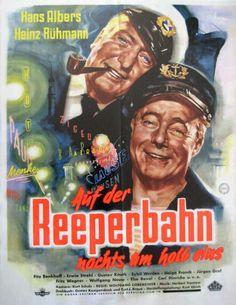 Auf der Reeperbahn nachts um halb einsist ein                   deutscherSpielfilmmit Hans  Albersin der Hauptrolle. Er entstand 1954 unter der Regie vonWolfgang Liebeneinerin denUFA-Studios inBerlin-Tempelhof.