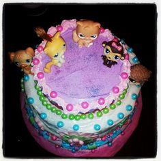 Little pet shop cake I made