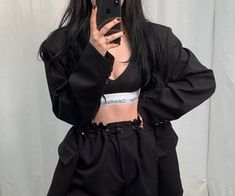 Kpop Outfits, Korean Outfits, Dance Outfits, Girl Outfits, Fashion Outfits, Korean Girl Fashion, Korean Street Fashion, Ulzzang Fashion, Trendy Fashion