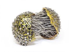 Unhinged, Sculpture by Sand Laurenson MA(RA) Cuff Bracelets, Earrings, Jewelry, Art, Sculpture, Ear Rings, Art Background, Stud Earrings, Jewlery