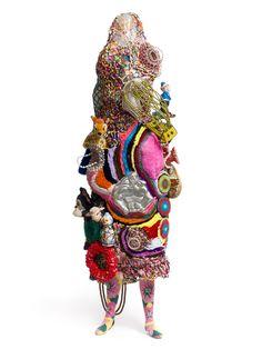 Nick Cave visual artist