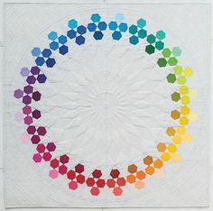 Hexie color wheel