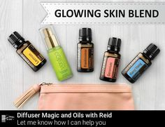 Get a natural healthy looking skin tone with regular applications of:  -Massage 3 drops of Frankincense essential oil with FCO into dull skin and wrinkles every morning. -Evenly rub 3 drops of Lemon essential oil with a pinch of salt and olive oil each night -Spray a combo of Witch Hazel 4 drops Geranium essential oil and 4 drops Ylang-ylang essential oil for a flowering delicate tonic sure to nourish your skin every day -Moisturize with doTERRAs Hydrating Serum as needed  Get ready to…