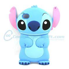 Disney Stitch iPhone 4S Cute Cases