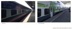 Trainstations - Juna-asemia